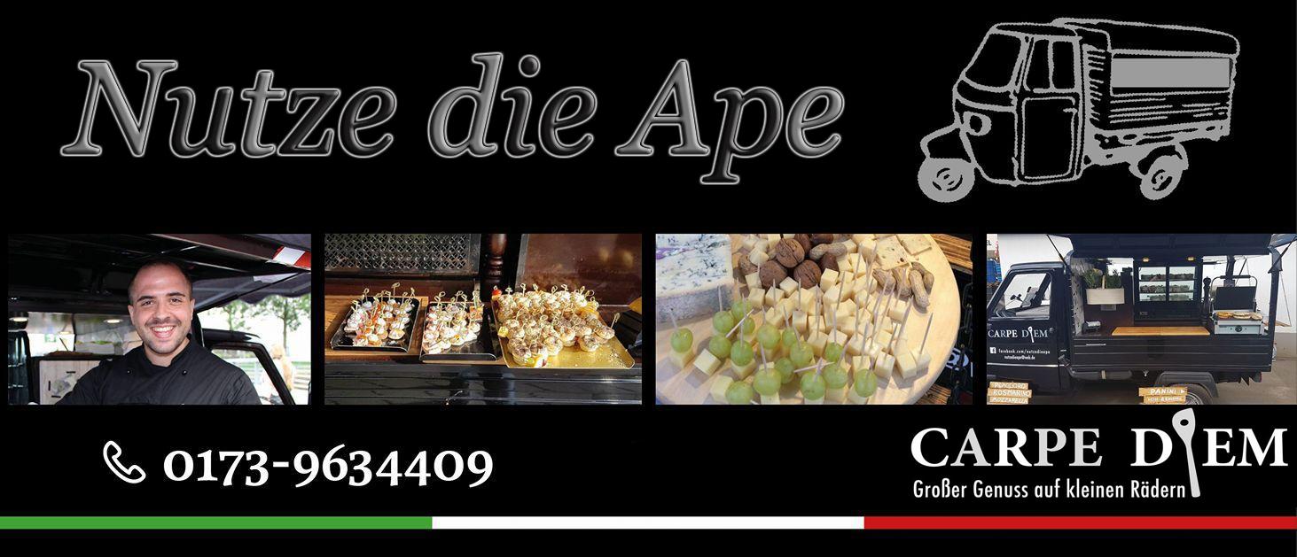 Nutze die Ape – Catering